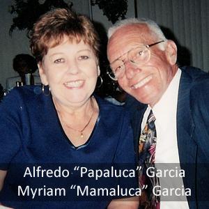 Alfredo and Myriam Garcia
