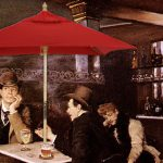Bistro Umbrellas - Patio Life on the Small