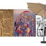 Noble History of the Patio Umbrella