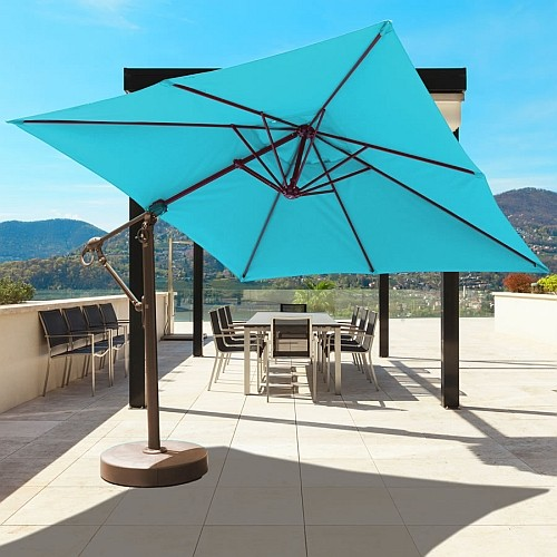 10 Offset Patio Umbrella