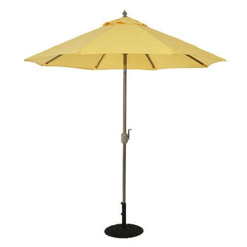 7' Aluminum Patio Umbrella by Galtech
