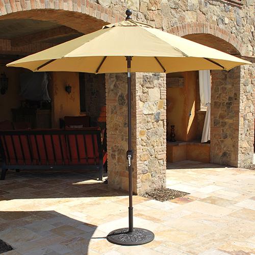 9 patio umbrella