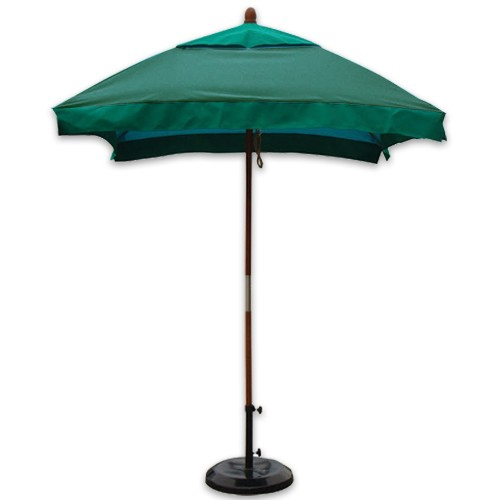 6' Wind Resistant Patio Umbrellas