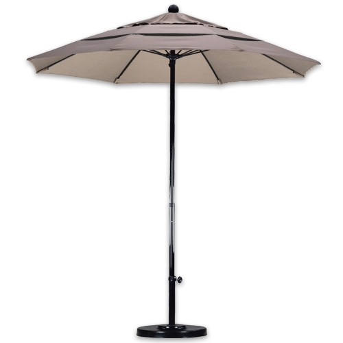7' Wind Resistant Patio Umbrellas