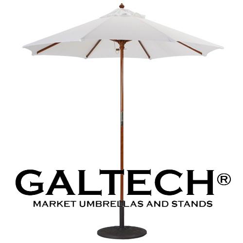 7' Galtech Patio Umbrellas