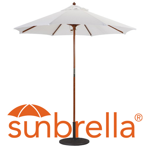 7' Sunbrella Patio Umbrellas