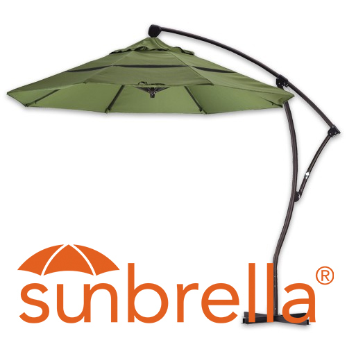 9' Sunbrella Patio Umbrellas