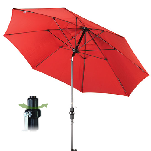 collar tilt patio umbrella