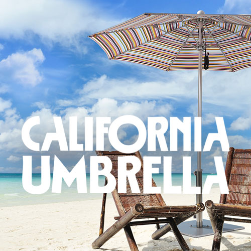 California Umbrella Patio Umbrellas