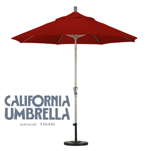 9' California Patio Umbrellas