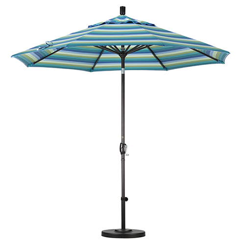 single wind vent 9' patio umbrella