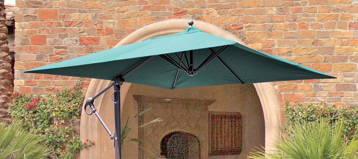Large Patio Umbrellas - Big Look