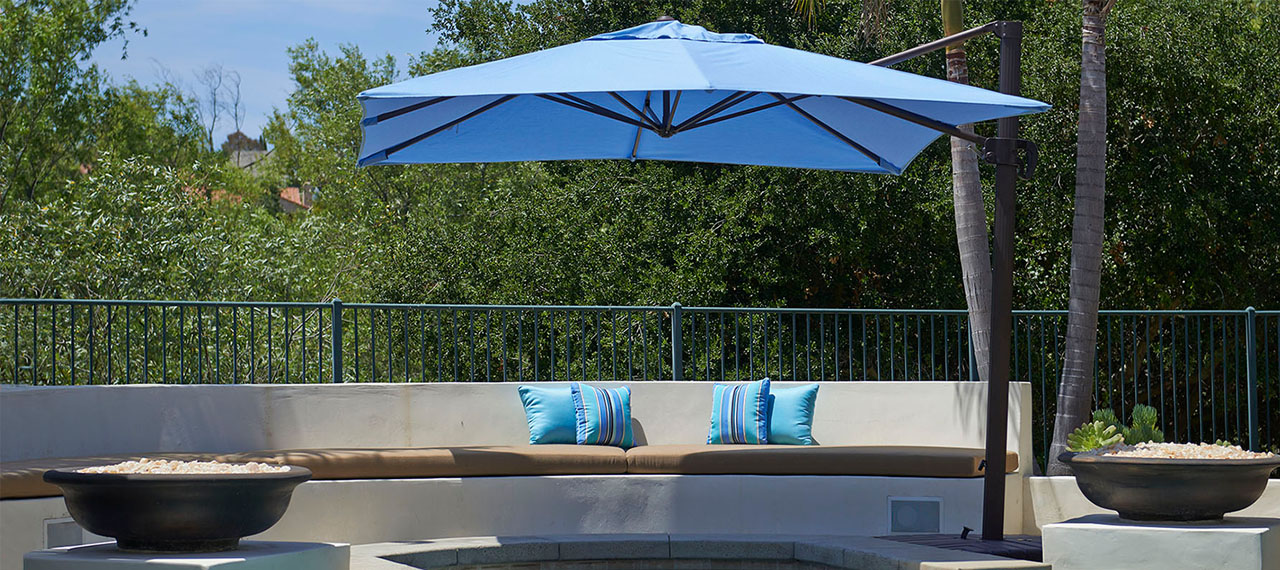 Offset Patio Umbrellas - 8 Ways To Enjoy Them