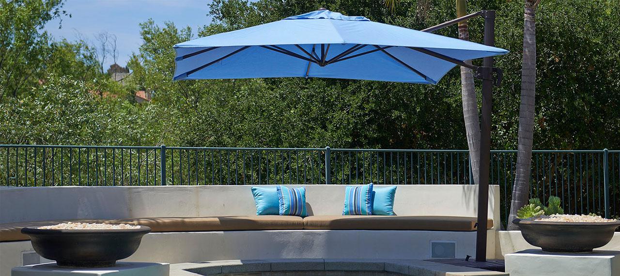 Offset Patio Umbrellas 8 Ways To